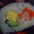 デイリーヤマザキ・丸かぶり寿司(海鮮巻き)