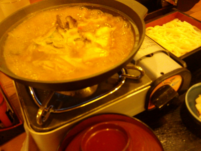 藍屋・味噌牡蠣鍋セット